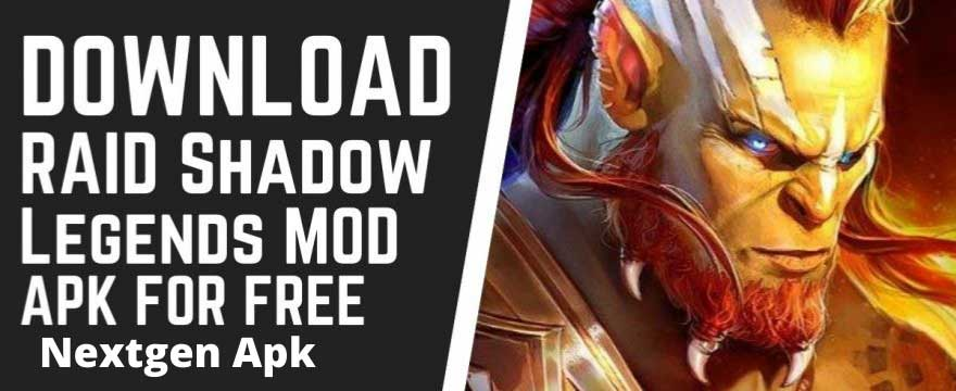 Raid Shadow Legends Mod APK